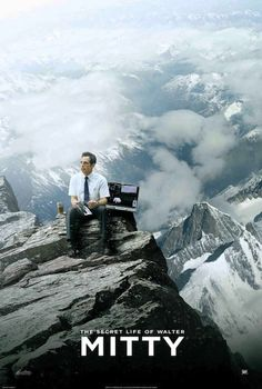 The Secret Life of Walter Mitty- Best movie I've seen in a long time!!