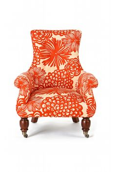 orange crush #home #chair #furniture