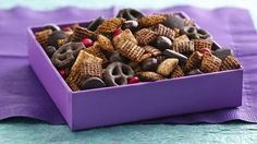 Fuel Up Chex Mix®