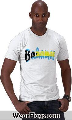#Bahamas Flag T-shirt, $24.95 #Caribbean
