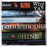 Great blog post about why adults SHOULD read YA books
