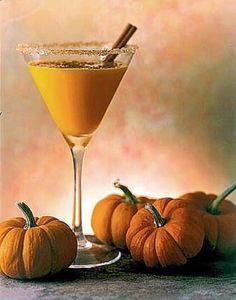 Thanksgiving Martini