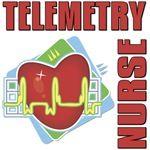 Telemetry Nurse - find telemetry nurse gifts at http://www.cafepress.com/thenursegiftshop
