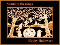 Samhain Comments & Graphics