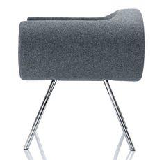 Modern chair from Boss-Design The Eye chair