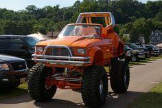 Custom Toyota Pickup Truck