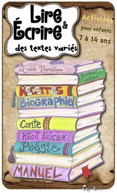 Un matériel pour diversifier les lectures et les écritures des élèves.