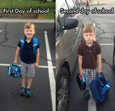 Even as an grown up