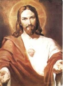 O Sacred Heart of Jesus,       filled with infinite love,       broken by my ingratitude,       pierced by my sins,       yet loving me still;       accept the consecration       that I make to You       of all that I am       and all that I have.       Take every faculty       of my soul and body       and draw me,       day by day,       nearer and nearer       to Your Sacred Heart,       and there,       as I can understand the lesson,       teach me Your blessed ways. Amen.