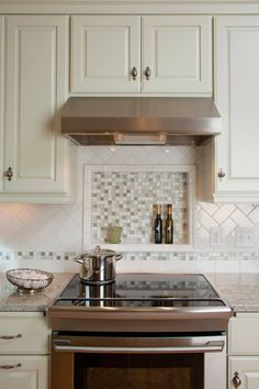 Kitchen backsplash i