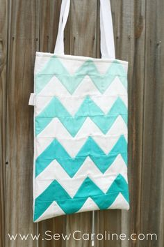 small-quilting-tutorials. I've always wanted to try this chevron quilt technique. Love this small project.