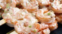 Bangin' Grilled Shrimp Skewers Recipe