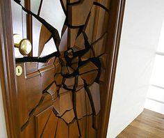 Crazy door designs