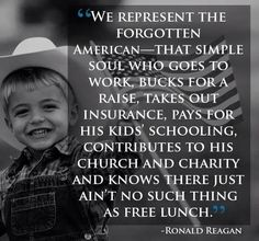 We need another Reagan!