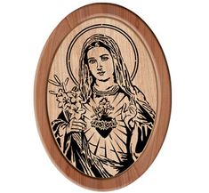 Immaculate Heart of Mary Project Pattern