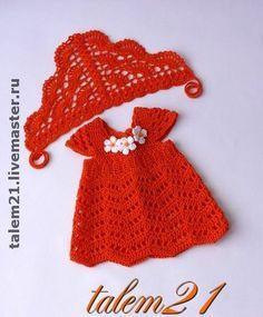 Одежда для кукол ручной работы. Ярмарка Мастеров - ручная работа Комплект    Виктория. Handmade.