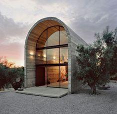 dream, greece, amazing art studios, house architecture, recording studio, guest houses, build, design, art warehous