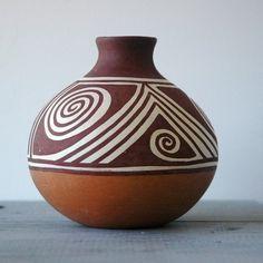 Venezuelan Indian Pot on Etsy, $40.00