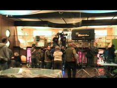 David Tennant's Old Man Prosthetic - David Tennant's Doctor Who Video Diaries