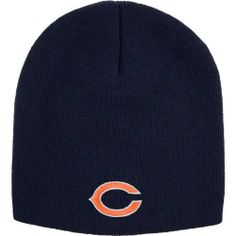 NFL Boys' Chicago Bears Uncuffed Knit Hat, Chicago Bears, Boys 8-20 Reebok. $10.00. Save 17% Off!
