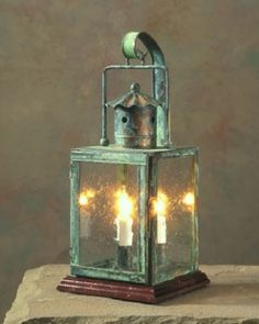 American handmade , Colonial,Early American,Rrimitive and Folk ...Lantern
