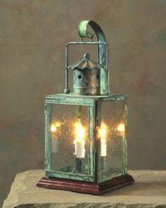 American handmade , Colonial,Early American,Rrimitive and Folk ...Lantern