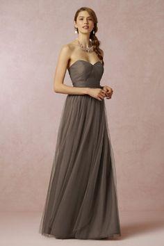 p[etty flowy bridesmaids dress