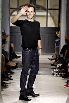 Nicolas Ghesquiere confirmed as Louis Vuitton Creative Director. November 2013