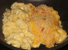 The best EVER mac n' cheese