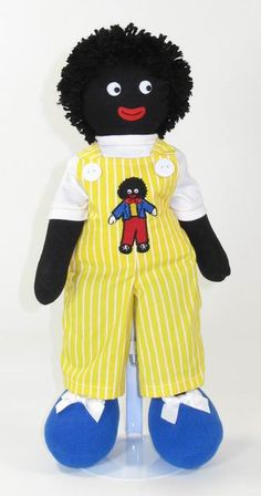 Knitting Patterns For Golliwogs Free : Collectibles - Teddies & Gollies on Pinterest 43 Pins