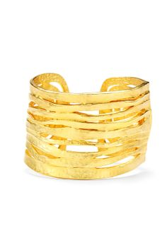Kenneth Jay Lane Cypress Cuff