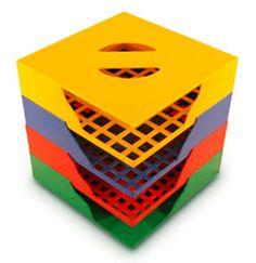 self sorting lego storage.  perfect.