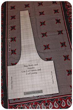Amandita Designs: Reversible Hobo Bag Tutorial