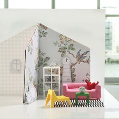 Ikea launches furniture for dolls houses