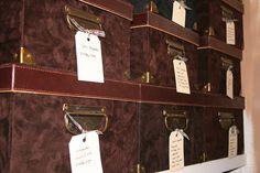 ..great way to organize keepsakes!