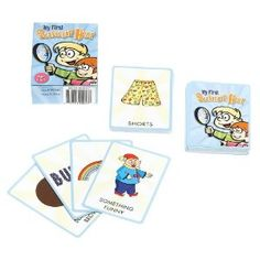 My First Scavenger Hunt Cards