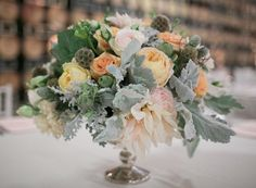 Vineyard Inspired Wedding, Earthy Centerpiece, Rustic Themed Wedding, Earthy Color Palette