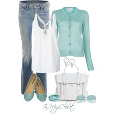 Casual - #45, created by in-my-closet on Polyvore