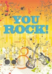 You Rock! Poster