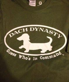 Love it! dachshund