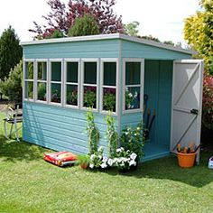 colour of shed
