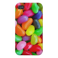 Jellybeans iPhone-4 Case iPhone 4 Cover