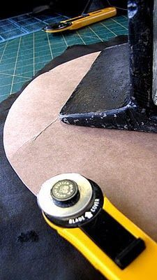You SEW Girl: How to sew leather... a few tips