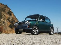 I took Route 66 in the Mini, check out the blog for more.