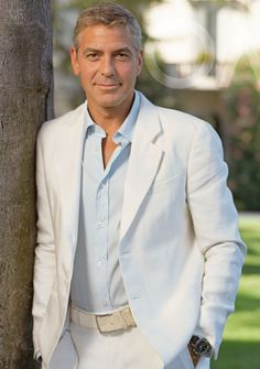 George Clooney, Not off the market yet ?  But hope it's real and happens !