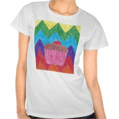 A mother wanted to encourage her two daughters to continue drawing. Her method became creating t-shirts out of their colored pencil art and selling them on Zazzle, making her kids famous little designers. You can do it by scanning a drawing, printing on specific paper and ironing it on. What great fun!