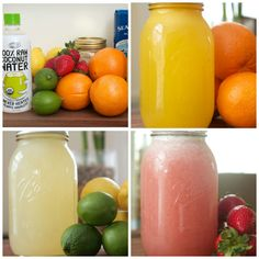 Make your own Energy Drink