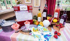 Home & Family - Recipes - Sophie's Healthy Snow Cone Recipe   Hallmark Channel