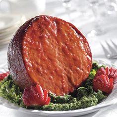 Knott's Strawberry Glazed Ham knott berri, berri farm, hams, strawberryglaz ham, knott recip, farm recip, fabul recip, farm strawberryglaz