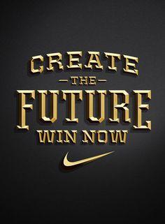 Nike - Create The Future Pitch